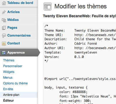 Créer compte google analytics pour wordpress
