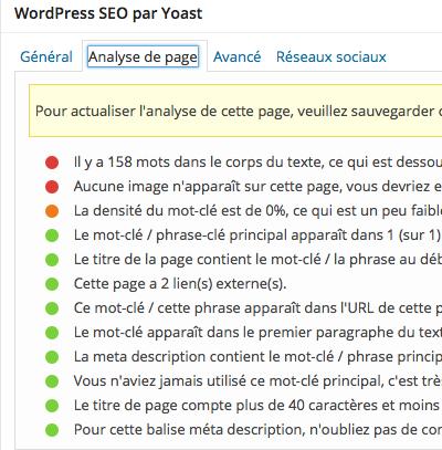tutoriel vidéo plugin wordpress SEO Yoast
