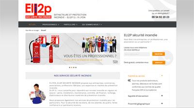 Création site internet Bron