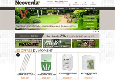 Maintenance site prestashop lyon webmaster freelance for Neoverda