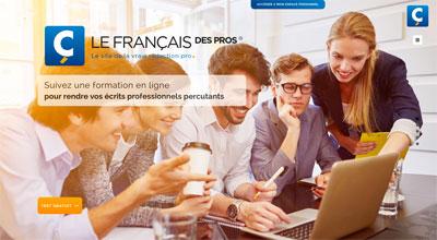 Le français des pros elearning rédaction professionnelle
