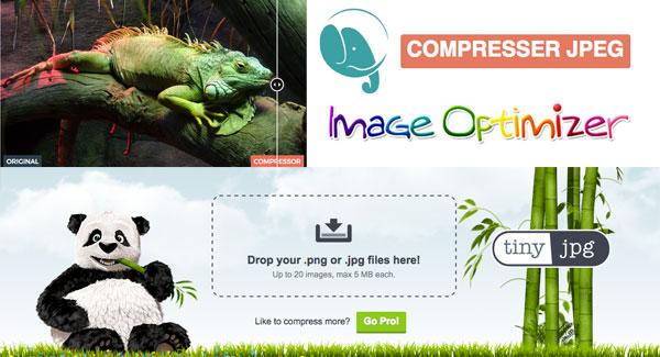 Logiciel gratuit optimisation image web