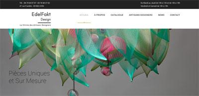 Edelfakt magasin Lyon artisans designers