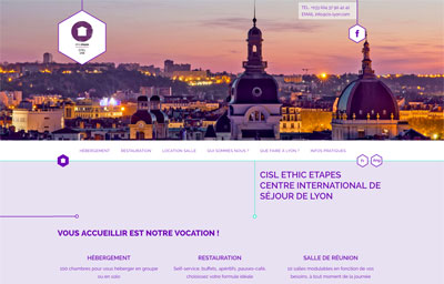 Développeur site CISL WordPress Lyon